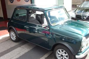 Austin Mini MAYFAIR ONE LADY OWNER FROM NEW 65,000 MILES,B.R.G