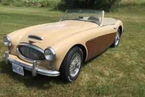 Austin Healey : 3000 Mark II
