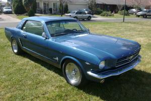 Ford Mustang in VIC Photo