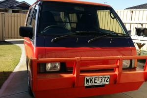 1997 Mitsubishi Express VAN Only 216K Great FOR A Tradie in SA Photo
