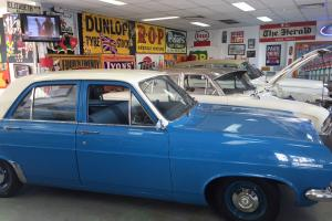1967 Holden Special HR 4D Sedan