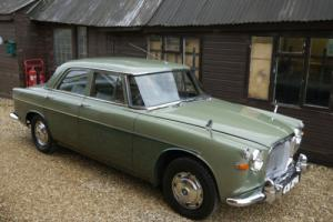 ROVER P5 3 LITRE SALOON - 66K MILES FROM NEW AUTO WITH PAS !! Photo
