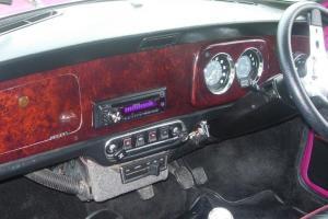 Classic Mini 998cc Fully rebuilt
