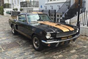 Ford Mustang Hertz Recreation