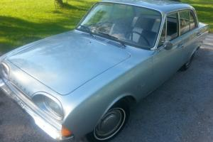 Ford : Other taunus 17M