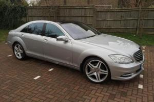 Mercedes-Benz S350 3.5 L 7G-Tronic 2011MY S350