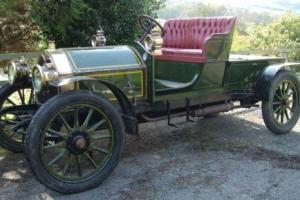 1907 Darracq 20-28hp Gordon Bennet Racer