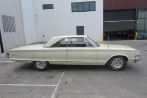 1965 Chrysler Newport 383V8 Automatic P Steering P Brakes Orig Leather Interior