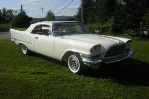Chrysler : 300 Series convertible