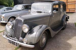 1935 Humber Twelve