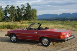 Mercedes-Benz : 400-Series Sl