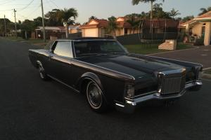 1969 Lincoln Continental Mark 111 in QLD