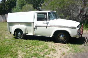 Vintage Dodge D5N Pick UP