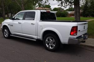 Dodge : Ram 1500 big horn