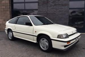 Honda Civic CRX for Sale