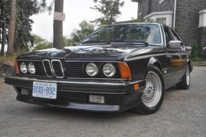 BMW : 6-Series 635CSi 2 door coupe