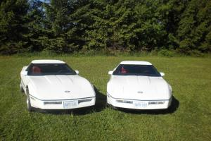 Chevrolet : Corvette Convertibles