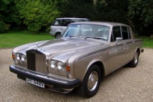 Rolls-Royce Silver Shadow 6.8 auto II 1979/V px swop eyc Photo