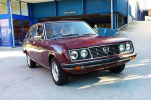 Rare 1974 Beta Lancia Manual Sedan Suit Citroen Renault Alfa Fiat Classic in NSW Photo