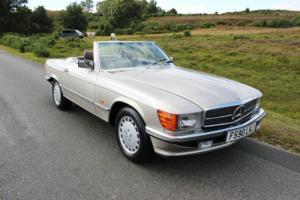 Mercedes-Benz 420SL 107 1988 Only 77000 Miles 300SL 500SL 450SL 350SL 280SL Photo