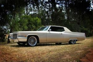 Cadillac Coupe Deville Huge Stereo