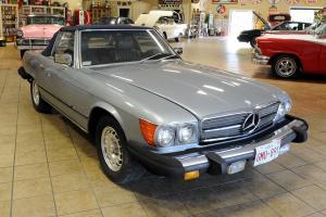 Mercedes-Benz : 300-Series 380SL