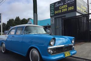 Holden EK 1961 Automatic Immaculate Bernie Smith Cars TO THE Stars