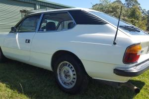 Lancia Beta HPE 1978 2D Coupe Manual 2L Twin Carb Seats in NSW Photo