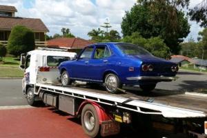 Mazda Capella 1600 Deluxe 1973 4D Sedan Manual 1 6L Carb Seats in NSW Photo