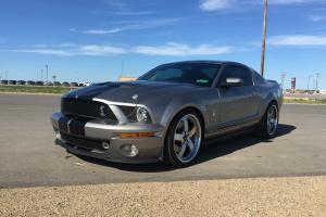 Ford : Mustang GT 500 Shelby
