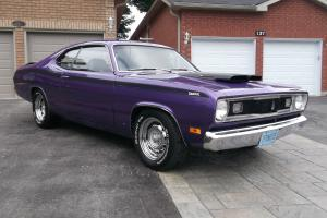 Plymouth : Duster 340-4SPEED