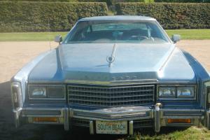 Cadillac : Eldorado BIARRITZ
