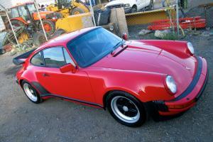 Porsche : 930 Photo