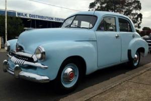 FJ Holden 1955 Sedan Bernie Smith Cars TO THE Stars