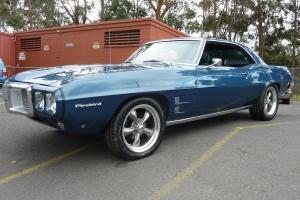 1969 Pontiac Firebird 350 V8 Auto NOT A Camaro Mustang Belair Chevelle in VIC