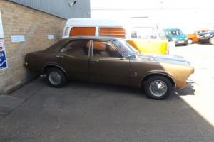 Ford Cortina 1.3 GL 1971 DRIVES MINT ONLY 24.000 MILES