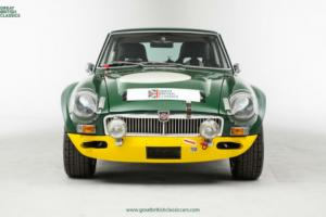 MGC GT Sebring // British Racing Green // 1969