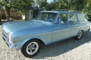 Chevrolet : Nova wagon