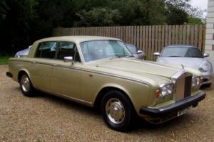 Rolls-Royce Silver Shadow 6.8 auto II 1979/V px swop etc