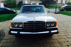 Mercedes-Benz : 200-Series crome
