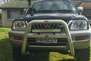 Mitsubishi Triton 2003 GLS 4x4 in NSW