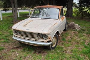 Vintage 1968 Datsun 1300 UTE CAB Chassis FOR Restoration in VIC Photo