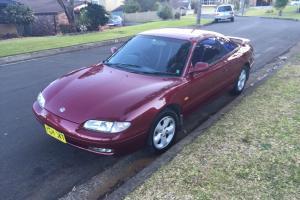 Mazda MX6 4WS 1992 2D Coupe Auto 2 5L Multi Point F INJ Seats in NSW