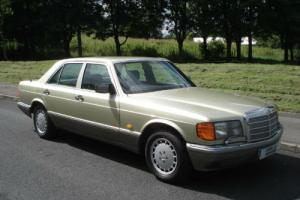 Mercedes-Benz 420 4.2 auto SE