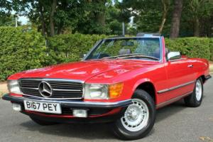 1984 Mercedes-Benz 280SL Roadster R107 - HARD & SOFT TOPS / FULL HISTORY