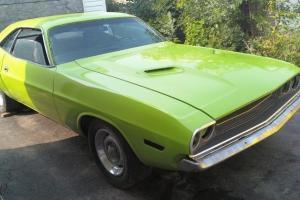 Dodge : Challenger Western Sport Special