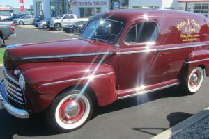 Ford : Other sedan delivery
