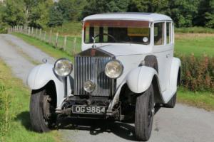 1931 Rolls-Royce 20/25 Thrupp & Maberley Limousine GOS23