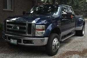 Ford : F-450 Lariat 4X4
