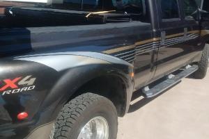 Ford : F-350 Long box dually quad cab